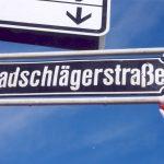 Radschlägerstraße am Rheinufer Große-Kirmes