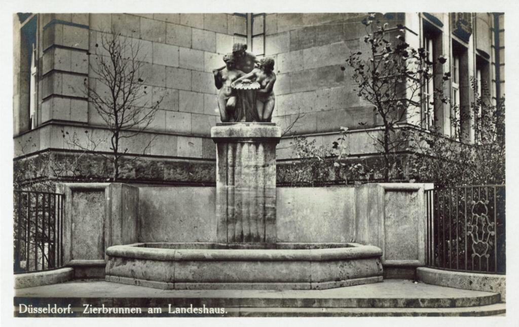Drei-Maedel-Brunnen